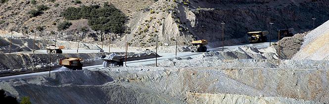 Seltene Erden Mine